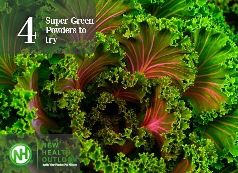 super green powders