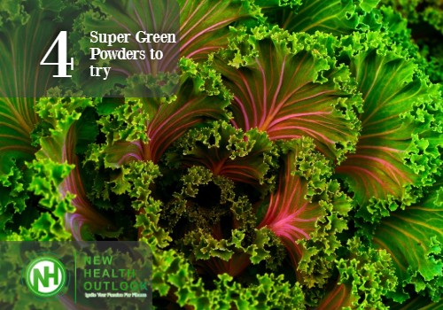 4 Super Green Powders to Try