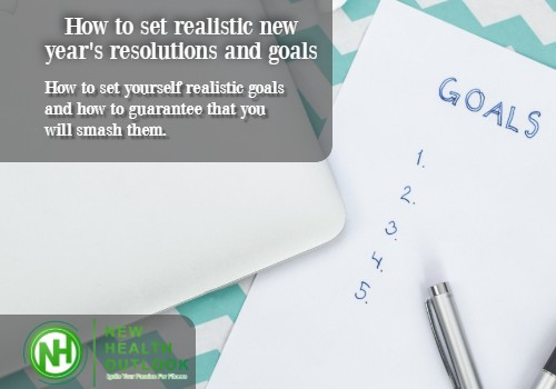 How to set realistic new year's resolutions and goals