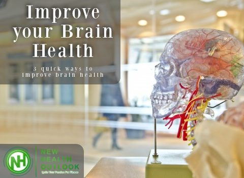Improve brain health