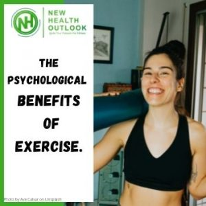 the psychological benefits of exercise